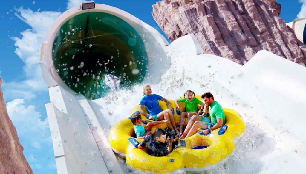 Safety measures taken at Yas Waterworld