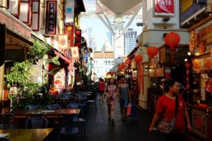 Singapore Tourist Attractions.