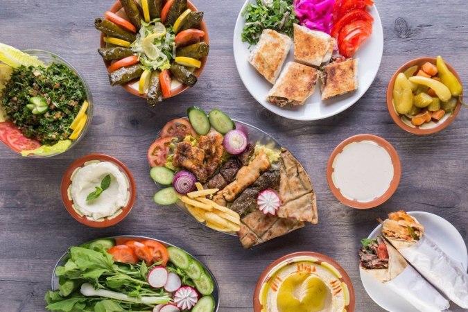 Top food restaurants in Dubai
