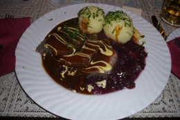 Sauerbraten: Germany travel guide - food to give a try!