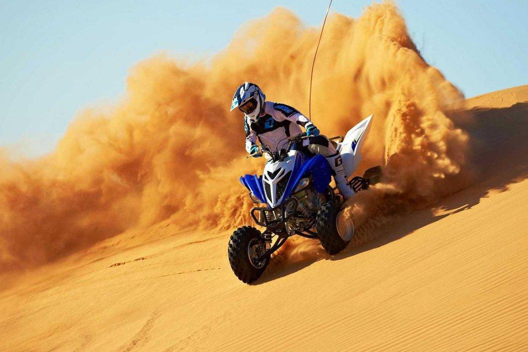 Desert Sports in Dubai