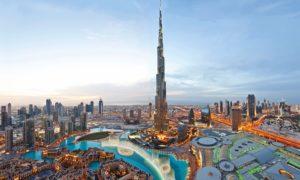 Burj Khalifa - attraction in Dubai