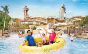 wadi water park family
