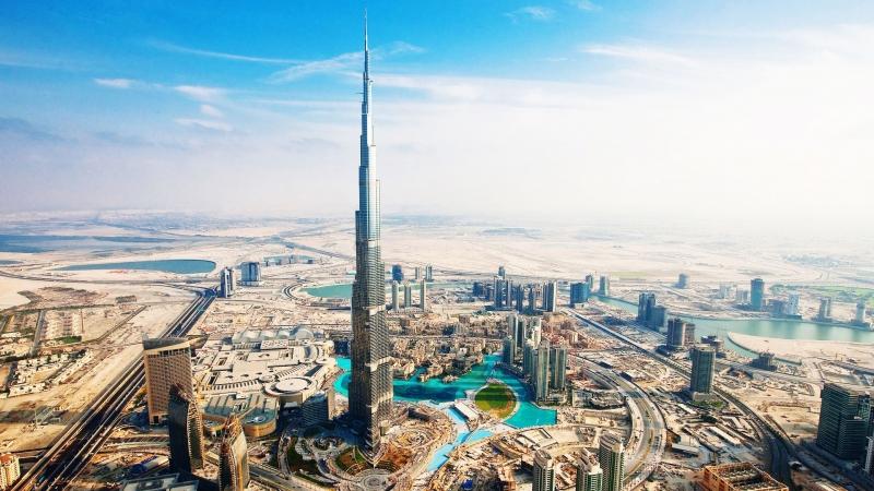 Burj Khalifa is Dubai attraction open