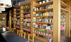 Book Munch cafe is one of the best book cafe Dubai