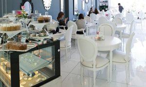Circle Café is a library cafe Dubai
