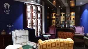 Kuttab Café is one of the most amazing book cafes in Dubai