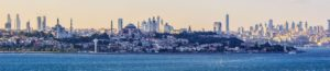 Bosporus is one of the best iconic turkish locations