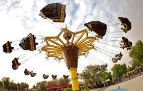 The Hili Fun City - top highlight for the id Al Adha holiday.