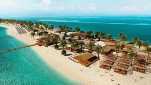 Sir Bani Yas Island - a place to check out for the Eid Al Adha celebration.
