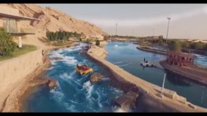 Wadi Adventure for the Eid Al Adha holidays in the UAE.