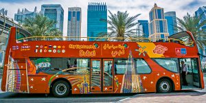 citysightseeing dubai bus