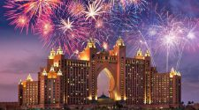 atlantis The Palm new year