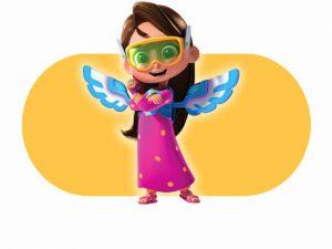 Latifa dubai world expo 2020 mascots