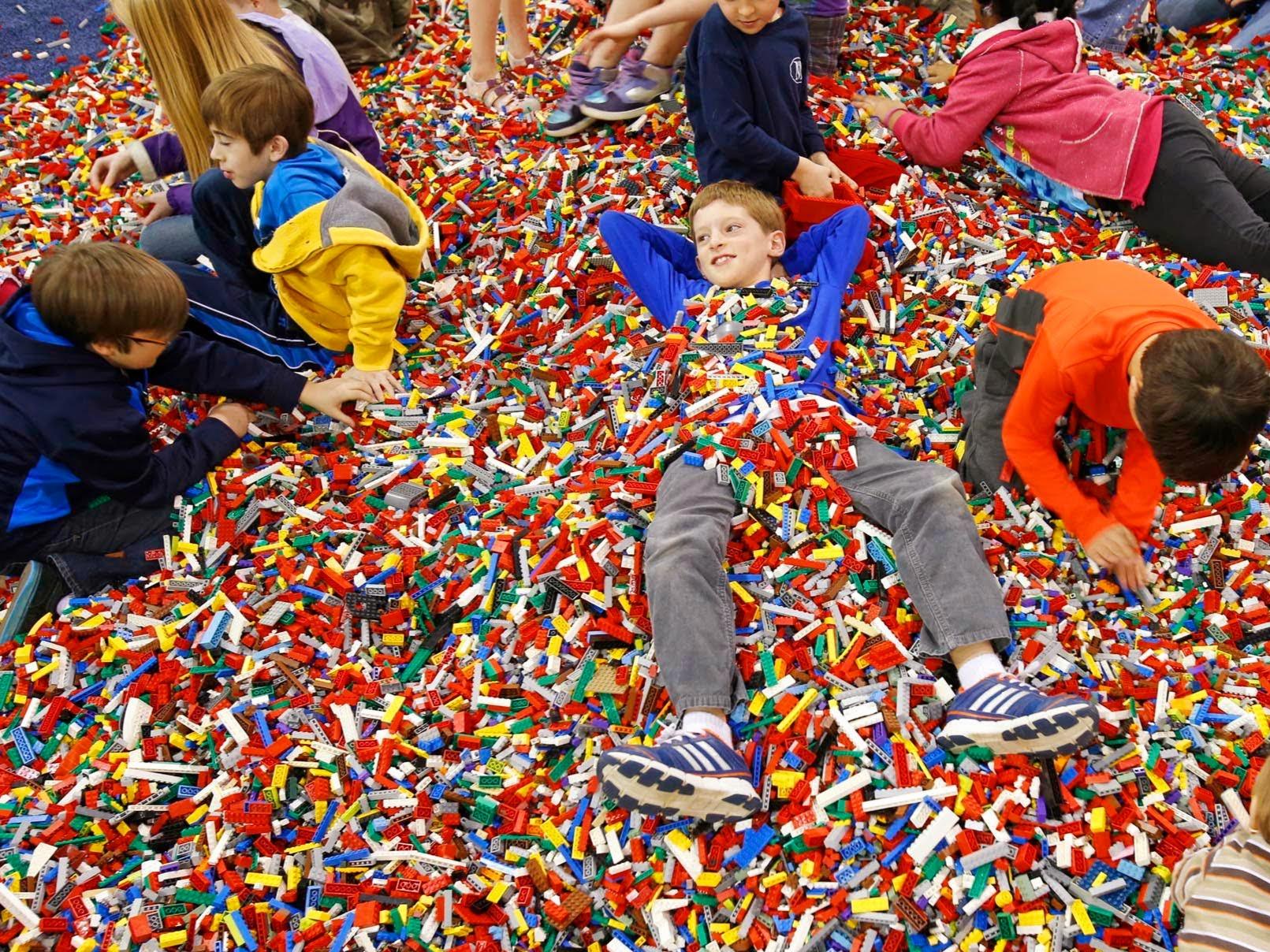 Lego Festival 2020 Dubai