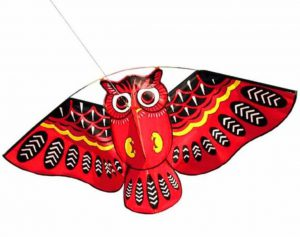 Owl Flying Kite