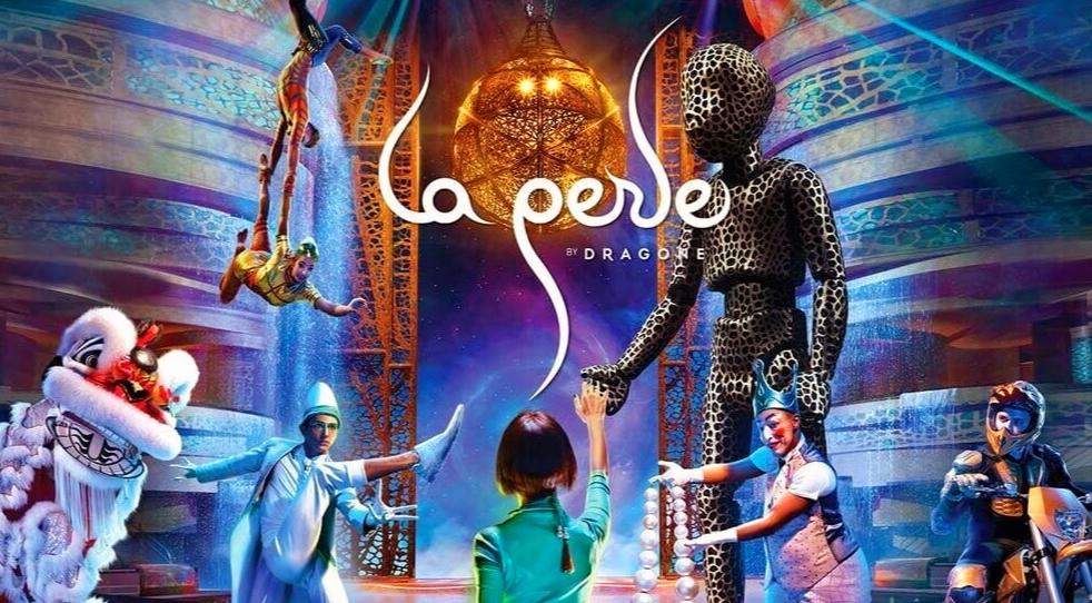 La Perle by Dragone: A theatrical extravaganza in Dubai