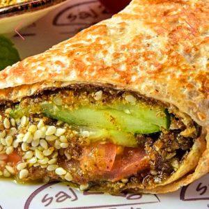 Saj 2 Go Eatery Dubai Expo 2020