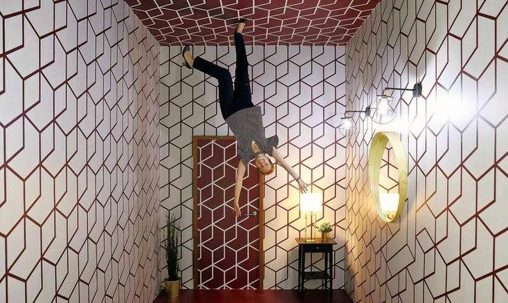 Museum of Illusions in Dubai