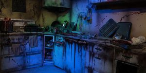 haunted house dubai mall