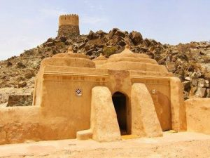 Al-Bidyah Mosque is one of the place what is Fujairah famous for