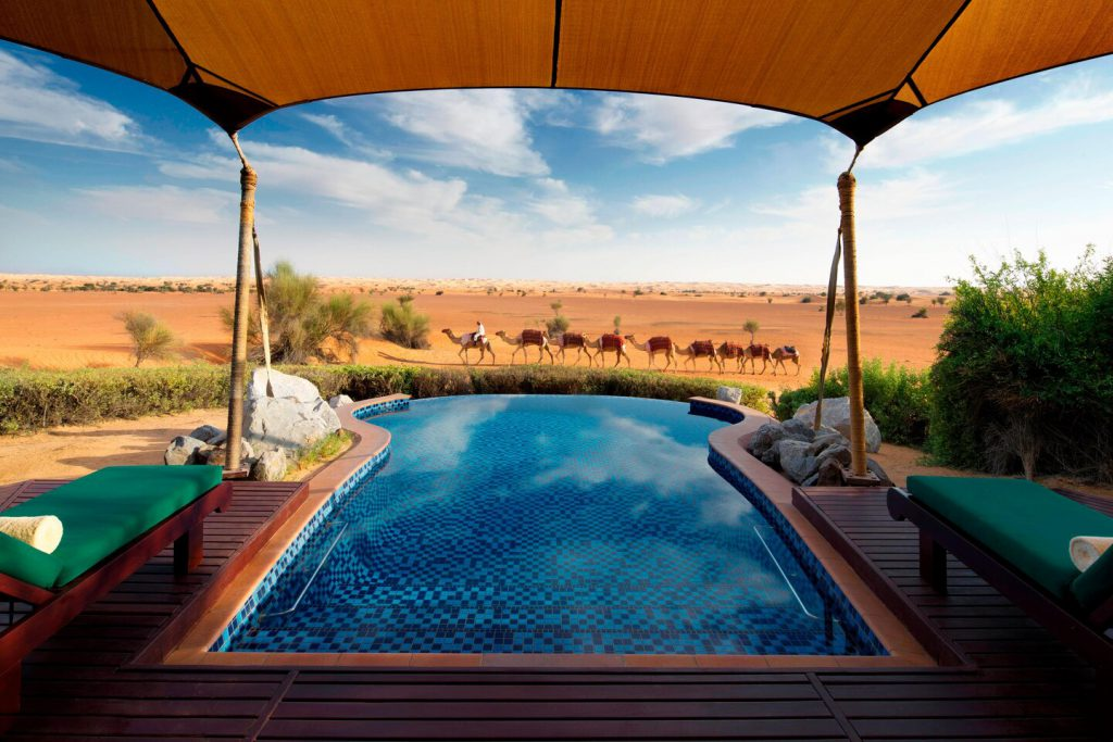 Al MAHA is one of the best weekend getaways in UAE