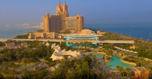 Atlantis Aquaventure Waterpark is one of the places to visit Dubai post covid 19