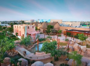 Rustic Ravine in Bollywood Parks Dubai