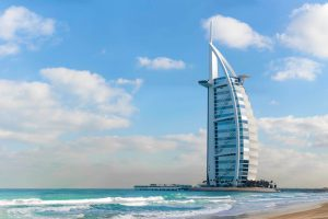 The Burj Al Arab is a great Place to visit Dubai post covid