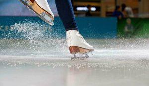 Dubai Ice Rink places for kids in dubai