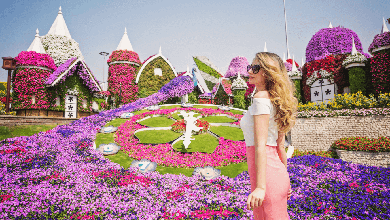 Dubai Miracle Garden: Why it is a must-visit during stressful times