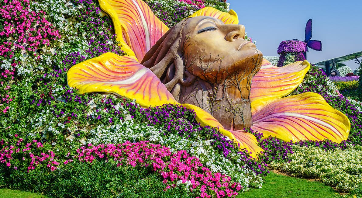 10 things to know before your trip to Dubai's Miracle Garden