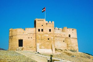Fujairah Fort is one of the things to see in Fujairah