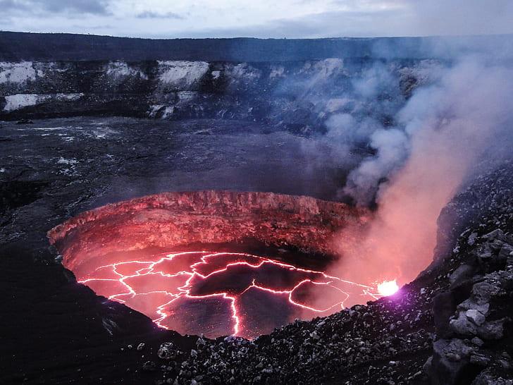 Hawaii Volcanoes National Park virtual travel