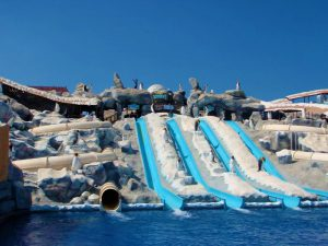 Iceland Water Park is one of the things to do in Ras Al Khaimah