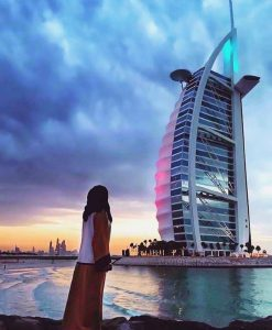 Burj Al Arab is one of the best Instagrammable Places in Dubai