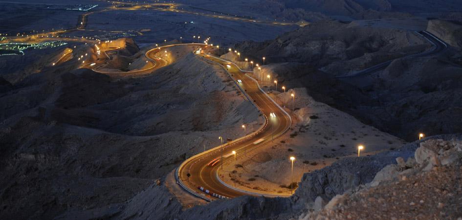 Jebel Hafeet (Al Ain) Eid Al Adha 2020