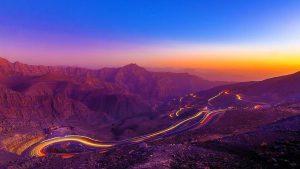 Jebel Jais is definitely worth to see in Ras Al Khaimah
