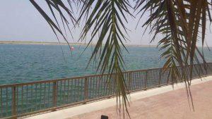 Kalba Corniche Park in Fujairah UAE