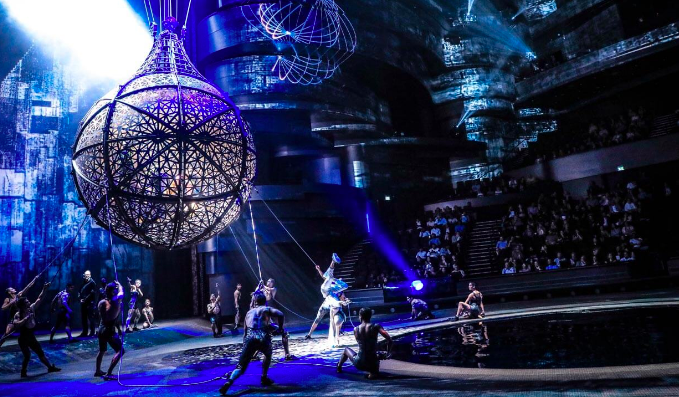 La Perle is one of the things to do on Eid al Adha 2020
