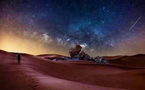 Mleiha Archaeological Centre is one of the top sites for stargazing in UAE