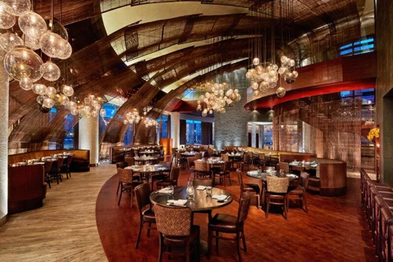 Nobu is one of the top restaurants in Dubai