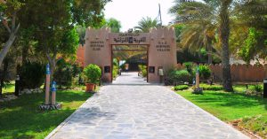 Heritage Village is an offbeat place in Abu Dhabi you have to visit