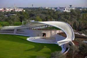 Mushrif Central Park is one of the offbeat places in Abu Dhabi