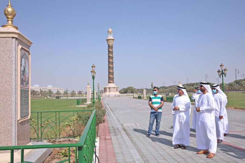 Why is it worth to visit Islamic World Garden