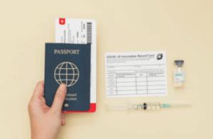 Digital Passport in Expo 2020 App