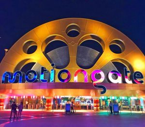 Motiongate Dubai is one of the best places to visit in dubai post covid