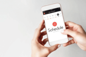 Expo 2020 Mobile App a Personalized Planner