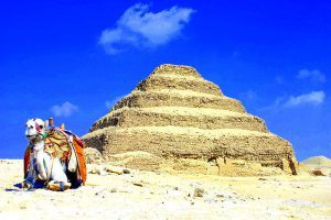 The pyramids of Saqqara ate one of the most underrated things to do in Egypt