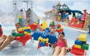 images of kids playing at legoland